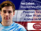 MSC Pattensen - #1 Jan Lebert