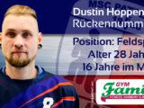 Teamvorstellung: #8 Dustin Hoppenstock