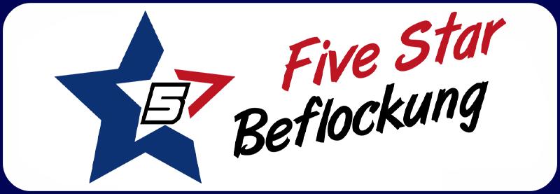 Five Star Beflockung